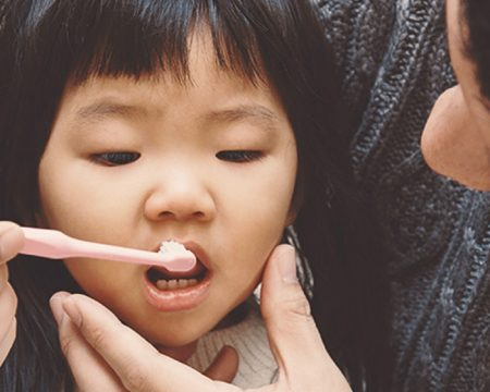 How To Brush Your Child's Teeth Video