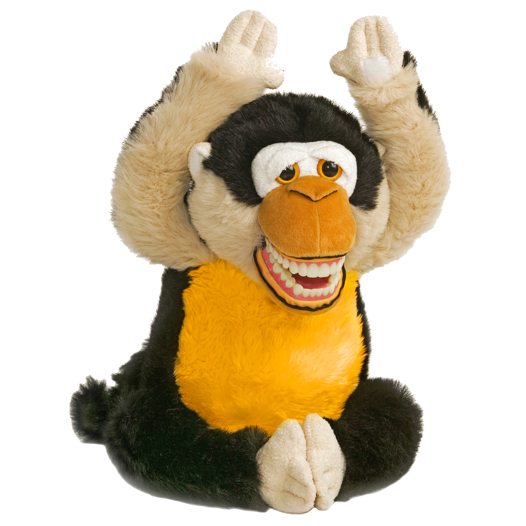 Mojo Monkey Dental Puppet