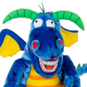 Orthodontic Magi Dragon with Braces