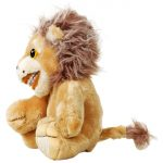 Lil Rasta Lion plush