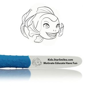 Finn Fish Starz Toothbrush
