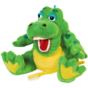 alegator dental toy