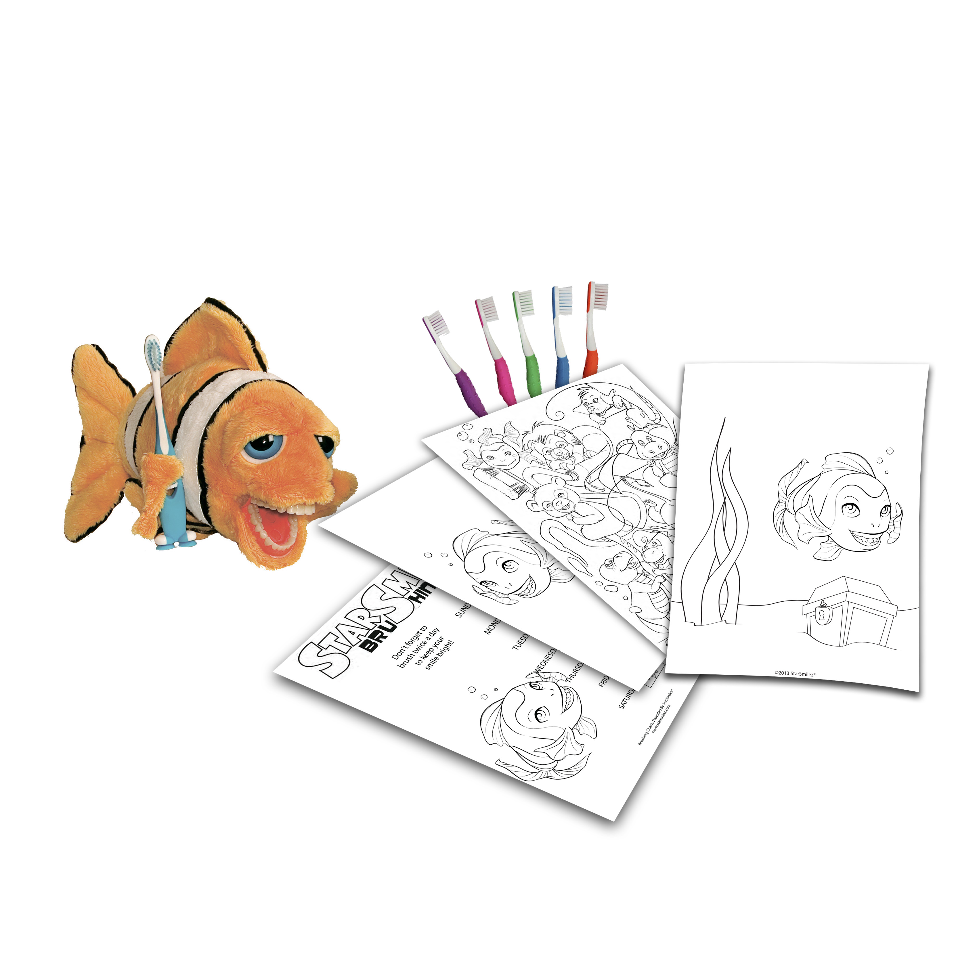 Fish Home Care Set