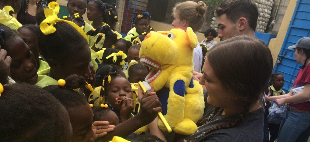Haiti Share a smile