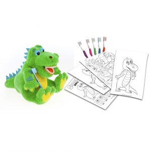 Allie Gator Home Care Set