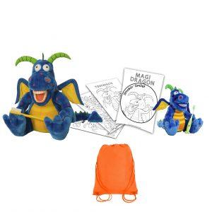 Magi Dragon Presentation Package
