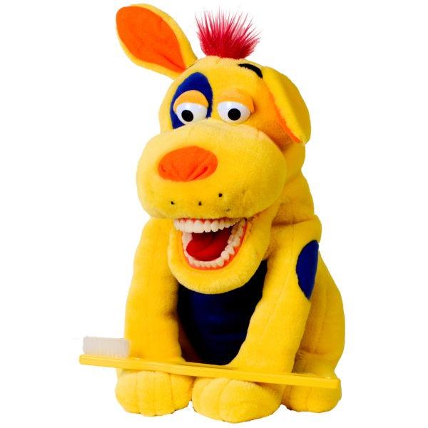 Ollie Mutt - dental toy