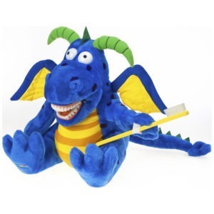 Magi Z Dragon Dental Toy