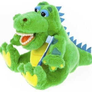 Lil Allie Gator Dental Toy