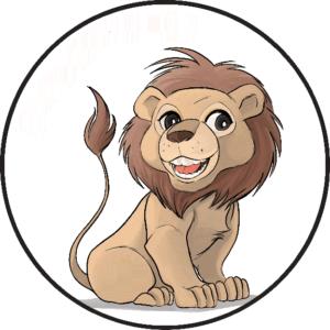 Rasta Lion Educational Kit