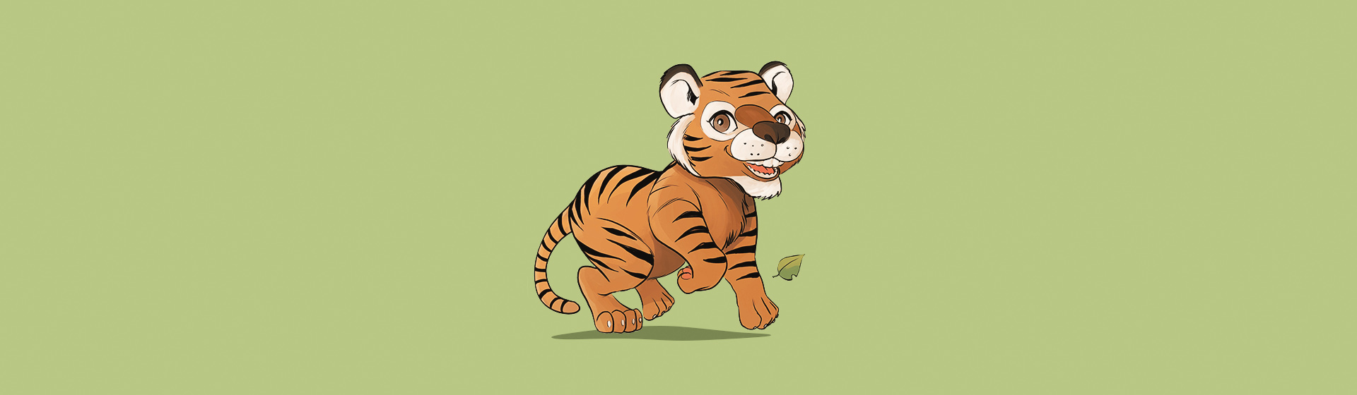 Tango Tiger Spanish Educational Kit